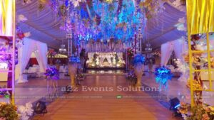 vip decor, best wedding planners and designers