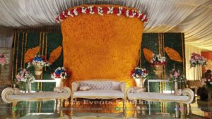 stages designers in lahore, wedding stage