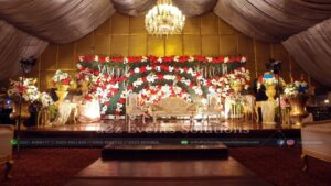 wedding stage, grand stage