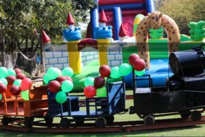 event planners, kiddy rides