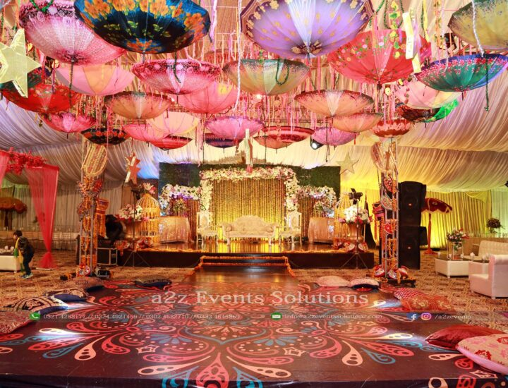 wedding setup, event planners
