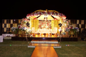 stages designers, mehndi stage