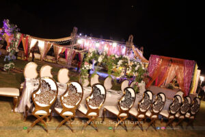 headtable decor, catering company