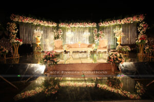 walima stage, decor experts