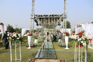best vip open air decor, thematic decor