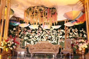 stages designers, wedding planners