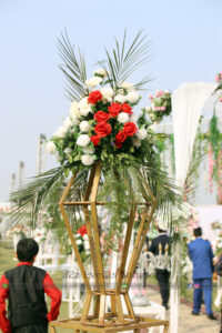 outdoor decor, openair wedding