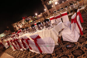 catering setup, food suppliers