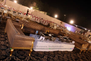vip lounges, catering company