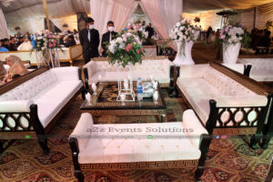 best caterers, sofa sitting